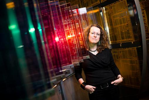 Genevieve Bell, Intel's head of sensing and insights