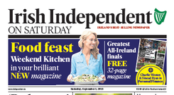 The refreshed Irish Independent