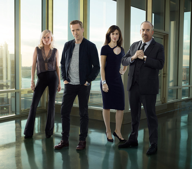 Billions, starring Paul Giamatti and Damian Lewis, is one of the shows that Sky has used to carve out market share