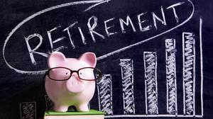 It's prudent not to put all your pension eggs in the same basket