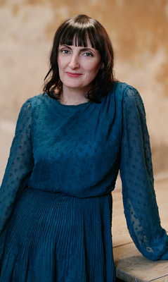 Irish author Sinead Gleeson