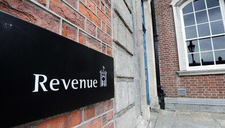 Revenue is owed money from those on the Covid wage support last year. Stock Image