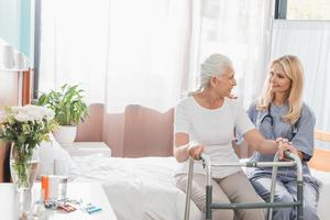 Our elderly need to be protected and by chasing the virus and eliminating the clusters it could prove instrumental in the fight against Covid-19. Stock image