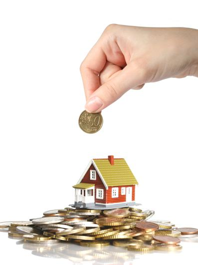Saving up a deposit has become one of the biggest challenges facing young people today. Stock image