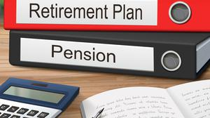 A pension plan helps ensure retirement is financially secure
