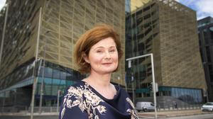 The Central Bank's Derville Rowland saysthe regulator is acting quickly. Photo: Colin O'Riordan