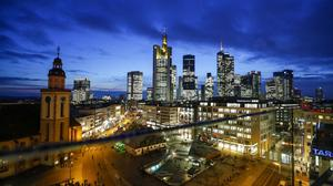 Critical: The European Insurance and Occupational Pensions Authority is based in Frankfurt