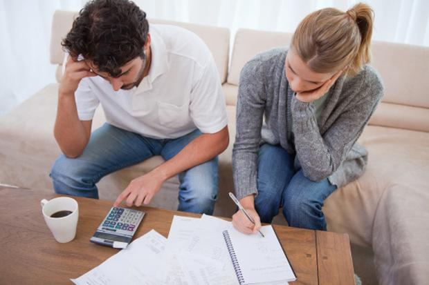 Families are being pushed to the edge financially by the rising costs, according to new research commissioned by the Irish League of Credit Unions.