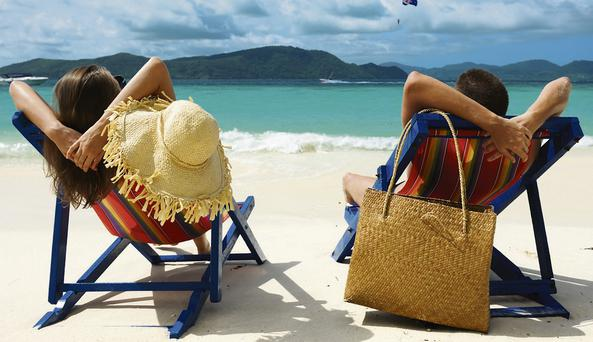 Stranded: Holidays booked with licensed travel agents are fully protected