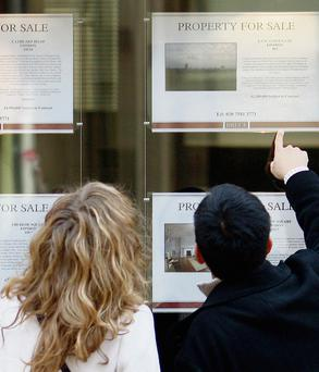 Activity in the property market has ramped up