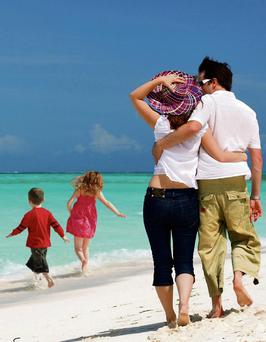 HOLIDAYS: Fly off if you like, but keep soaring costs in check