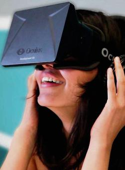 RULES OF THE GAME: The Oculus Rift developers started with crowdfunding — but sold up for billions to Facebook