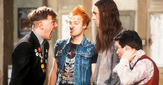 the Young Ones - BBC