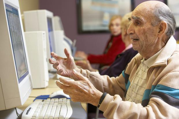 LIMIT: Over 80s may struggle to obtain travel insurance online