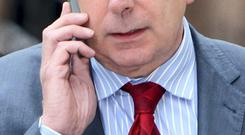 A GOOD CALL: Minister for Communications, Energy and Natural Resource Alex White. Photo: Tom Burke