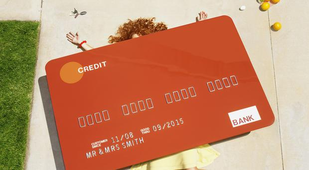 Your credit card will crush you if you don't use it wisely. Photo: Getty Images.