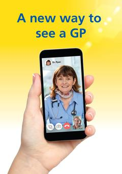 The new Aviva feature enabling consultations with GPs over video calls