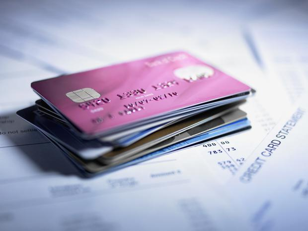 Credit cards (stock image)