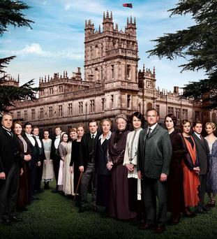 BRICKS AND MORTAR: The success of Downton Abbey just underlines the mad desire we seem to have for stately homes