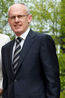 Kevin Thompson, CEO, Insurance Ireland