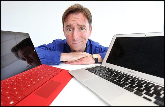 Adrian Weckler decides on what PC or MAC to buy.