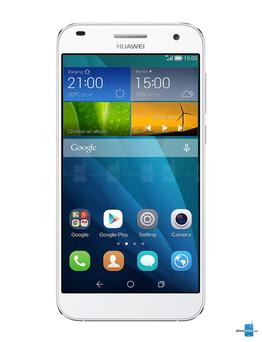 Huawei Ascend G7 (€250 from operators)