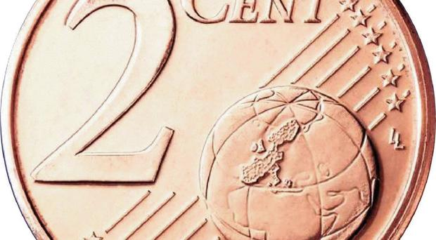 The central bank is seeking to reduce the use of 1c and 2c coins