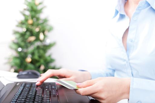 64% of people polled intend to do their Christmas shopping online