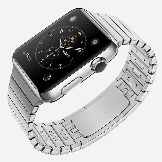 The Apple Watch, from €430 at Apple.ie