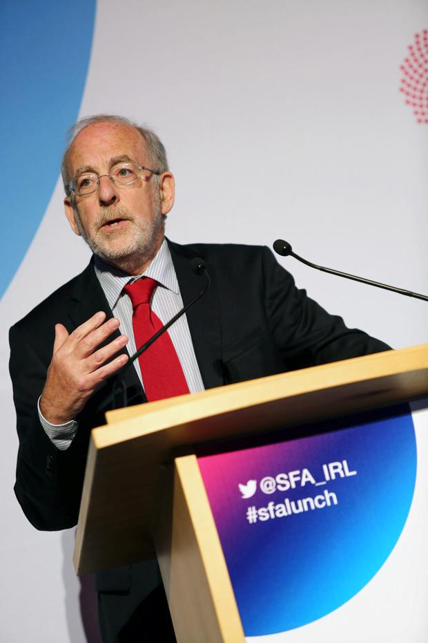 Patrick Honohan, Governor of the Central Bank