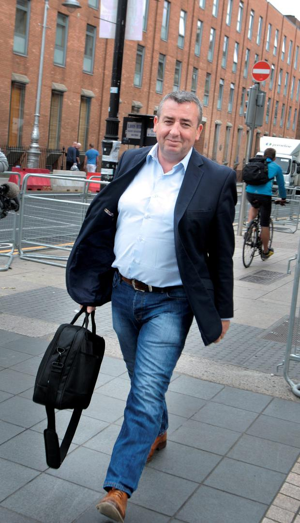 COLLAPSE: It's no surprise the Banking Inquiry, chaired by Deputy Ciaran Lynch, is on the brink