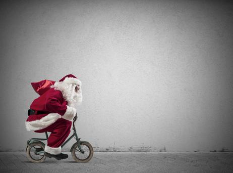 A visit to Santa can cost up to €130