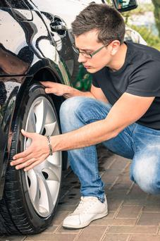 It's advisable to pay a mechanic to look at a second-hand car before purchasing