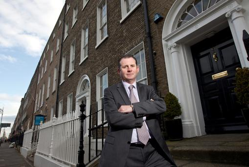Ciaran Phelan, chief executive of the Irish Brokers Association