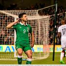 Shane Long helped Ireland on the way to the Euros