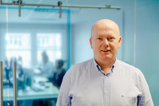 Peter O'Mahony, chief executive of Linked Finance