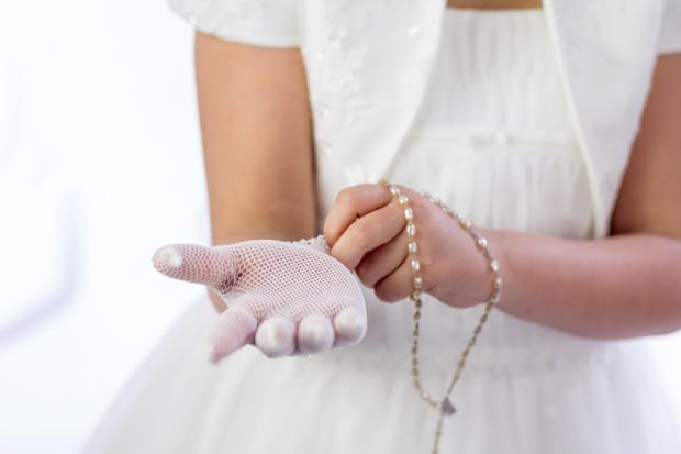 Children can receive a significant amount of money for their Communion.