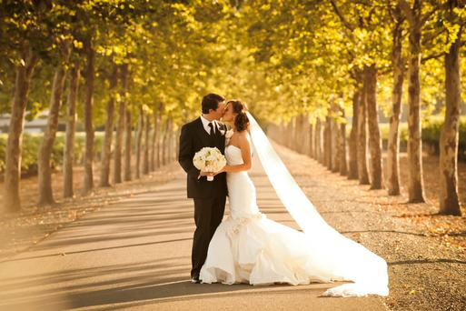 A registry office would certainly be a cheap route, but if you want something a bit more lavish, you could choose to have the ceremony in the same venue as the reception, thus eliminating transport costs.