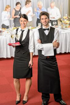 It is strange that a waitress can only claim €64 in what is called flat-rate expenses from Revenue, whereas a waiter can claim €97 a year