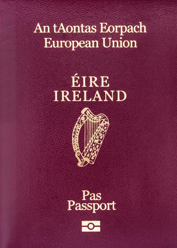 Surge In Uk Searches For Info On Irish Passports And