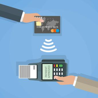 Our reliance on cash for low-value transactions will wane due to the proliferation of 'contactless' facilities now available on some debit and credit cards.
