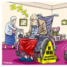 Nursing home by Tom Halliday