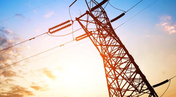 Electric shock: energy prices have only come down by 5pc in the last year.