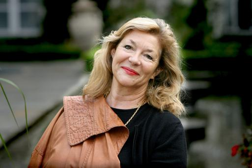 Carol Drinkwater. Photo: Tony Gavin