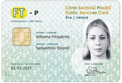 The Public Services Card