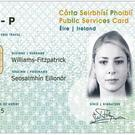 The new Public Services Card