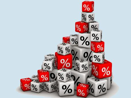 Interest rates are at historic lows (Stock picture)