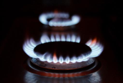 On gas, Flogas has the best deal, with its Direct Debit Discount offer costing €780 for a typical household. This is a saving of €160 a year for an average household (Stock picture)