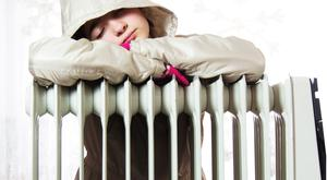Insulate your house and use tinfoil behind a radiator to reflect heat