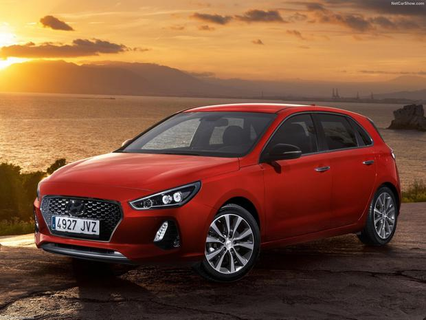The Hyundai i30 may not set pulses racing it is exceptionally well specced